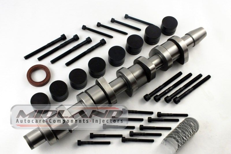 VW Audi Seat Skoda 1.9 TDi PD 8v Engine Camshaft + Bearings + Bolts + Seal Kit