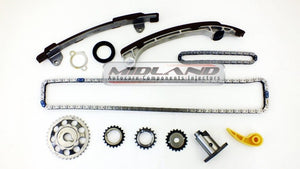 Toyota Avensis Camry RAV4 2.0 VVTi 16v Petrol Engine Timing Chain Kit With Gears
