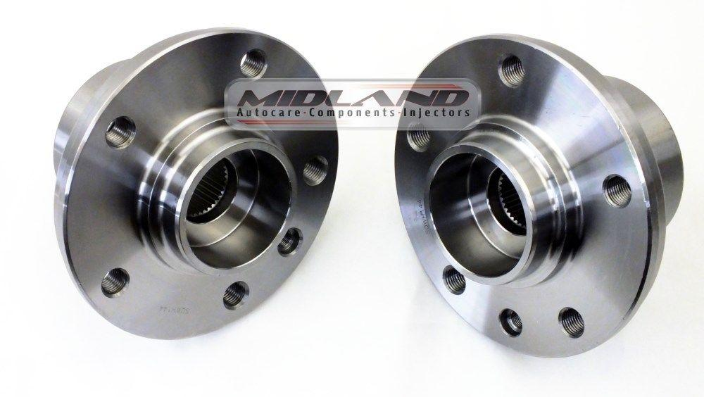 VW Transporter T5 1.9 2.0 2.5 3.2 2003-2015 New Rear Wheel Bearing and Hub Pair