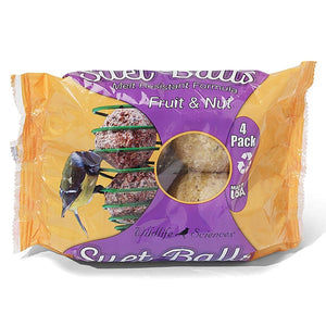 Wildlife Sciences Suet Balls