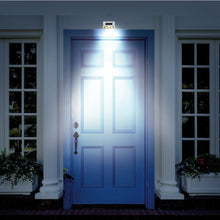 Load image into Gallery viewer, Atomic Beam SunBlast Special Offer lit on the front door