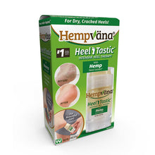 Load image into Gallery viewer, Hempvana Heel Tastic packaging isolated on white background