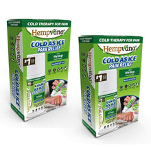 Load image into Gallery viewer, Hempvana Cold As Ice 2-Pack