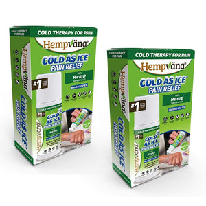 Hempvana Cold As Ice 2-Pack