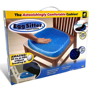 Egg Sitter Support Cushion packaging