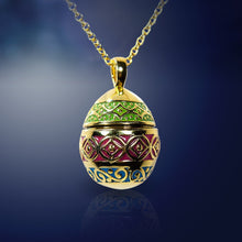 Load image into Gallery viewer, Easter Egg Necklace