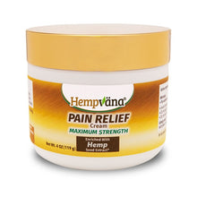 Load image into Gallery viewer, Hempvana Gold Pain Relief Cream