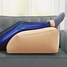 Load image into Gallery viewer, Hempvana Leg Ramp Leg Pillow