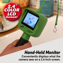 Load image into Gallery viewer, Lizard Cam 2.4 color LCD and handheld monitor