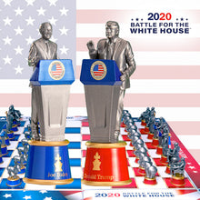 Load image into Gallery viewer, 2020 Battle For The White House Chess Set