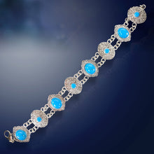 Load image into Gallery viewer, Spirit of Sedona Turquoise Bracelet