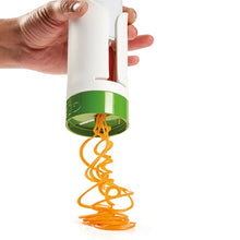 Load image into Gallery viewer, Zyliss Vegetable Spiralizer