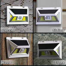 Load image into Gallery viewer, Atomic Beam SunBlast Special Offer on different wall types, stucco, siding, wood and stone