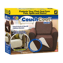Load image into Gallery viewer, Couch Coat Chair packaging