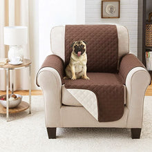 Load image into Gallery viewer, Couch Coat Chair on chair with dog sitting on it