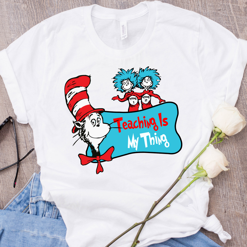 Dr Seuss SVG