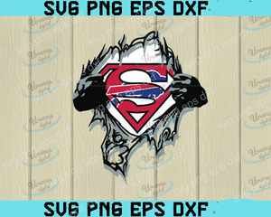 Buffalo Bills SVG,SVG Files For Silhouette, Files For Cricut, SVG, DXF, EPS, PNG Instant Download