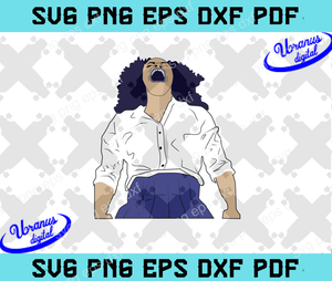Zeta Phi beta Art svg, Zeta svg, 1920 zeta phi beta, Zeta Phi beta svg, Z phi B, zeta shirt, zeta sorority, sexy black girl, Black girl magic, Files For Cricut, SVG, DXF, EPS, PNG Instant Download