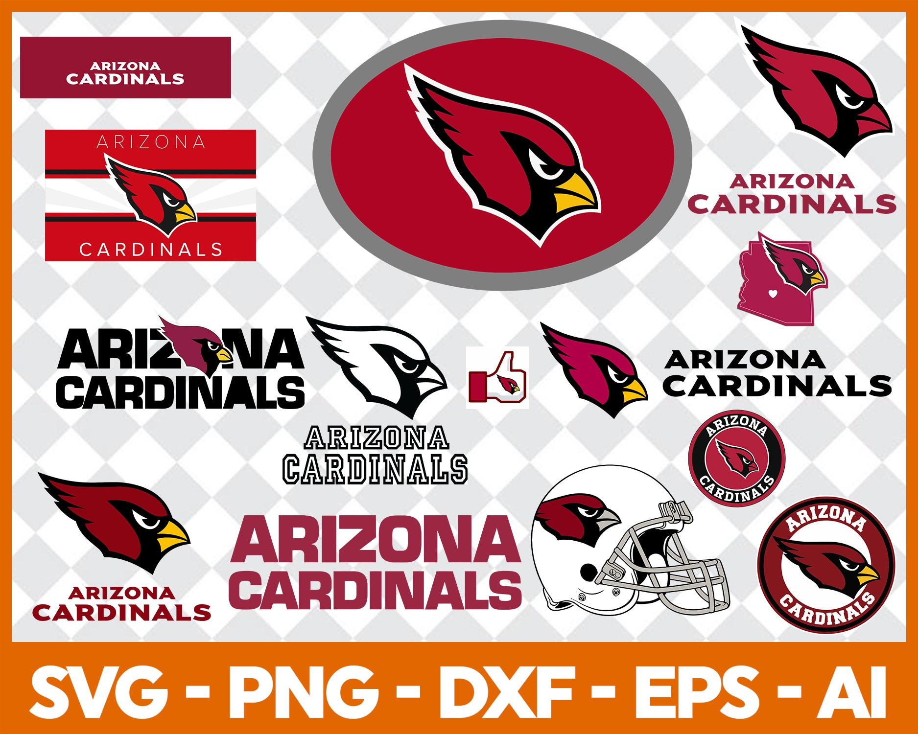 Louisville Cardinals SVG,SVG Files For Silhouette, Files For Cricut, SVG, DXF, EPS, PNG Instant Download