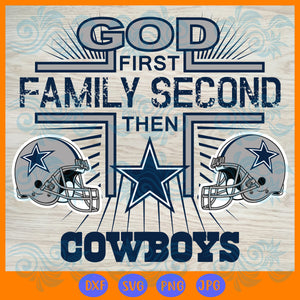 Dallas Cowboys SVG,SVG Files For Silhouette, Files For Cricut, SVG, DXF, EPS, PNG Instant Download