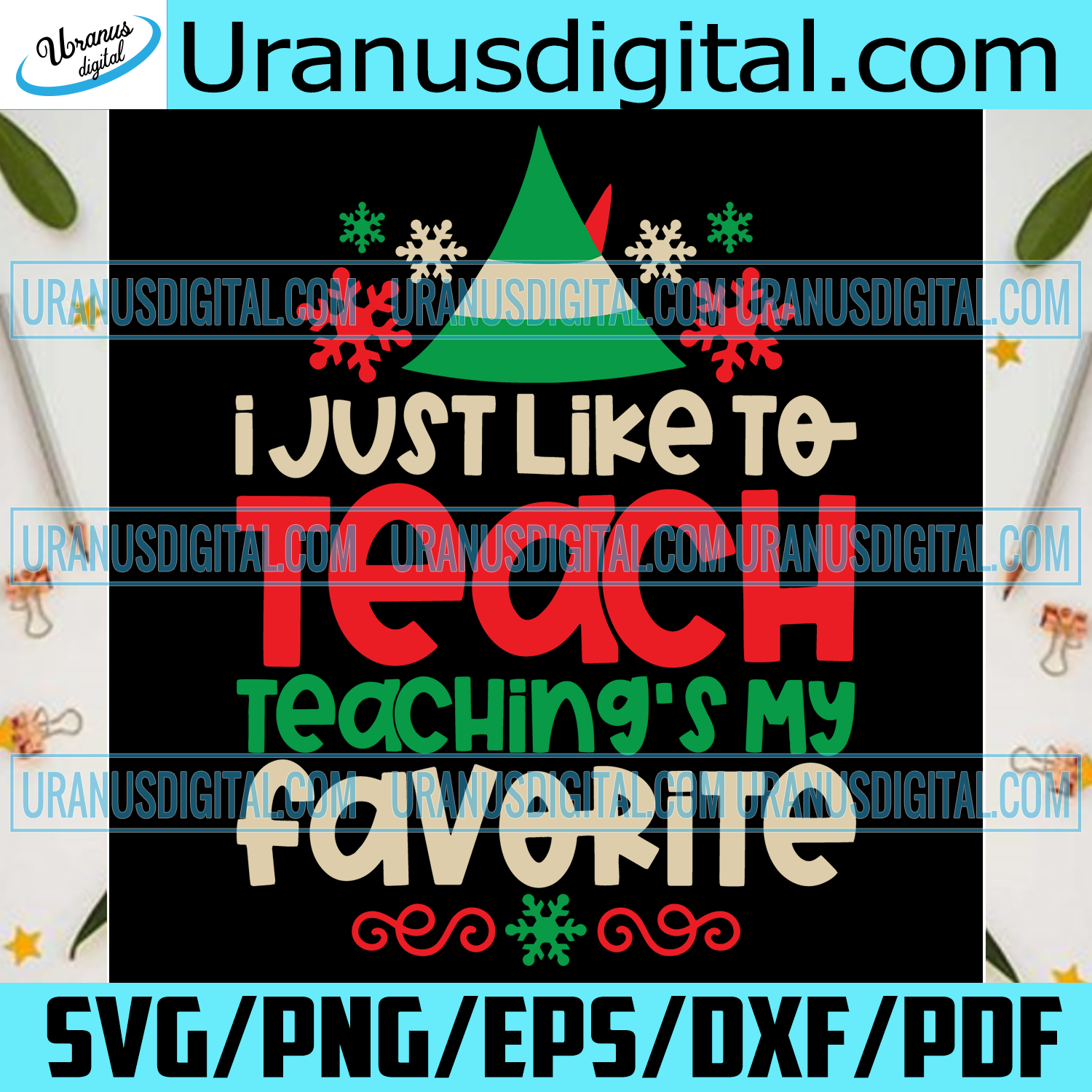 I Just Like To Teach Teaching Is My Favourite Svg, Christmas Svg, Merry Christmas, Xmas Svg, Teacher Svg, Teaching Svg, Teachers Gift, Christmas Teacher Gift, Elf Svg, Elf Teacher, Christmas Elf