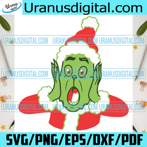 OMG Svg, Santa Grinch, Christmas Svg, Grinch Svg, Claus Svg, Merry Christmas, Grinch Face Svg, Grinch Face Design, Christmas Shirt, Christmas Gift, Grinch Shirt, Grinch Gift, Grinch Lover, Love Christmas, Christmas Day