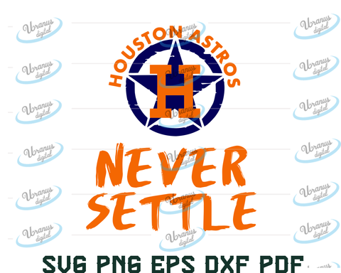 Never settle SVG,SVG Files For Silhouette, Files For Cricut, SVG, DXF, EPS, PNG Instant Download