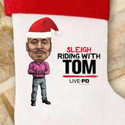 Live PD Sleigh Riding With Tom Stocking