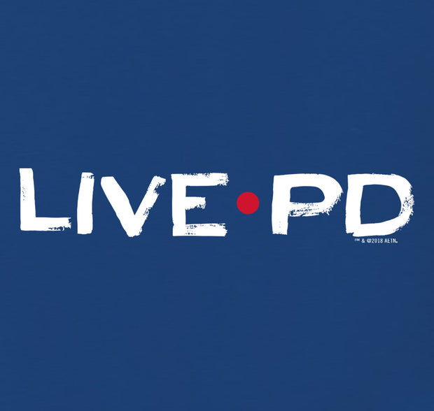 Live PD Logo Toddler Short Sleeve T-Shirt