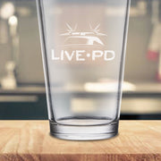 Live PD Tall Glass