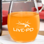 Live PD Stemless Glass