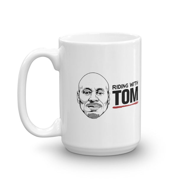 Live PD Riding with Tom White Mug