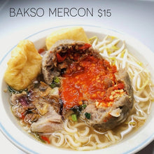 Load image into Gallery viewer, Bakso Bibik Podas (Joo Chiat) [SAME DAY DELIVERY]