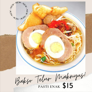 Bakso Bibik Podas (Joo Chiat) [SAME DAY DELIVERY]