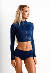 Sol Azul Rash Guard Top UV Protection - Cassea Swim