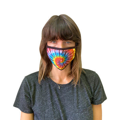 Cotton Mask w/ Full Color Print - Import - JC Masks