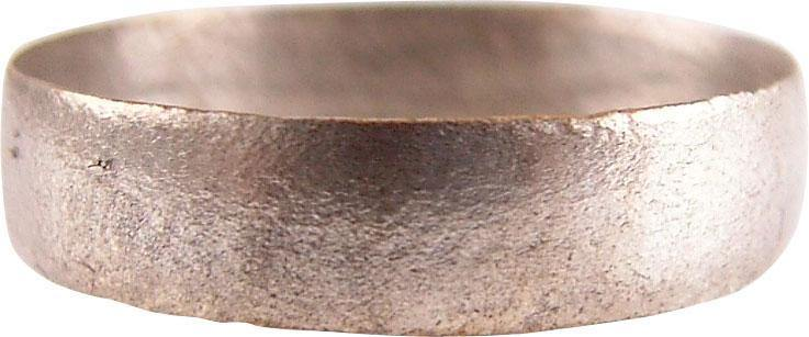 ANCIENT VIKING WEDDING RING C.850-1050 AD SIZE 9 ½
