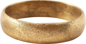 ANCIENT VIKING WEDDING RING C.850-1050 AD SIZE 10 1/4