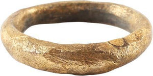ANCIENT VIKING BEARD RING C.850-1050 AD