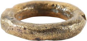 ANCIENT VIKING BEARD RING, 10th-11th CENTURY AD