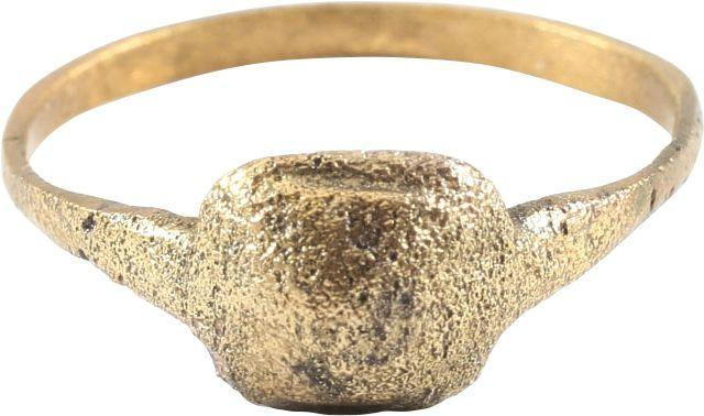 ROMAN PROSTITUTE'S RING 1st-3rd CENTURY AD SIZE 8 - Fagan Arms