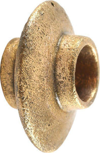 VIKING GILT BRONZE BEAD
