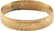 ANCIENT VIKING MAN'S WEDDING RING C.850-1050 AD SIZE 9 ¼. - Fagan Arms