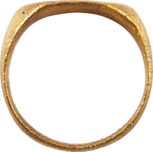 EARLY CHRISTIAN RING 5th-11th CENTURY