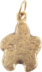 Ancient Viking Lunar/astrological Pendant C.850-950 Ad - Product