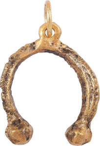 Ancient Viking Lunar/astrological Pendant C.900-1000 Ad - Product