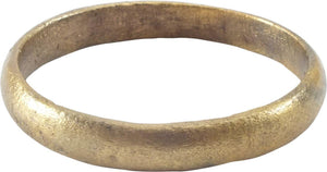 ANCIENT VIKING MAN'S WEDDING RING C.850-1050 AD SIZE 10 ¾ - Fagan Arms