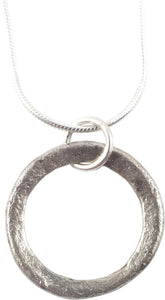 Celtic Prosperity Ring Necklace 400-100 Bc - Product