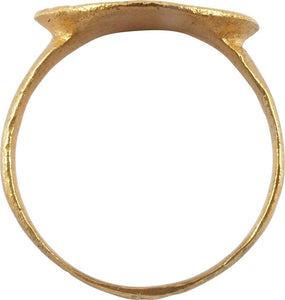 Christian Pilgrims Ring 8Th-9Th Century Ad - Product