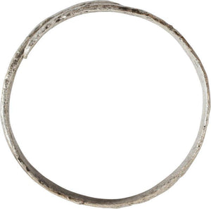 ANCIENT VIKING COIL RING C.850-1050 AD SIZE 12 ½